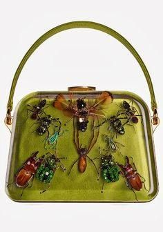 Prada entomology bag, from Mols & Tati-Lois