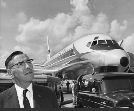 C E Woolman Father Of Delta Air Lines On Entering The