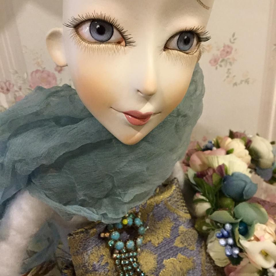куклы аннадан фото зайцева родилась