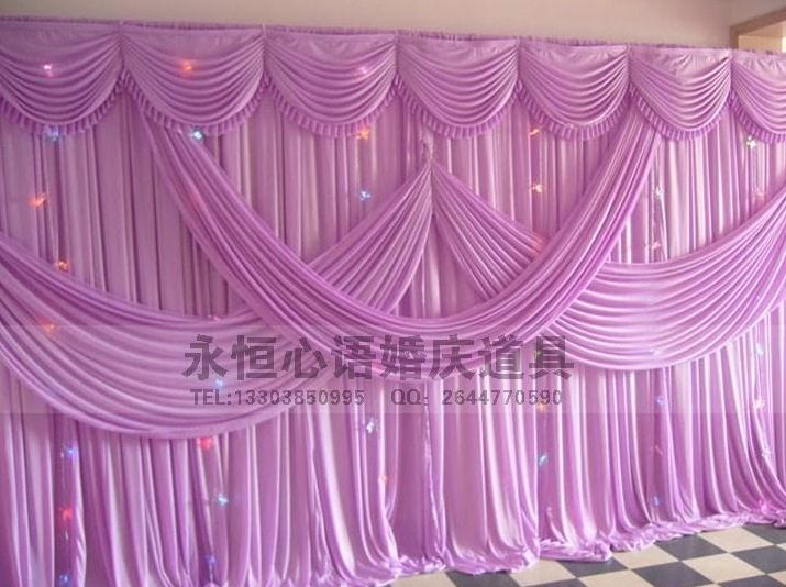 Curtain Wholers Quality Curtains Withe Directly From China Suppliers Hot Wedding Backdrop With Swag