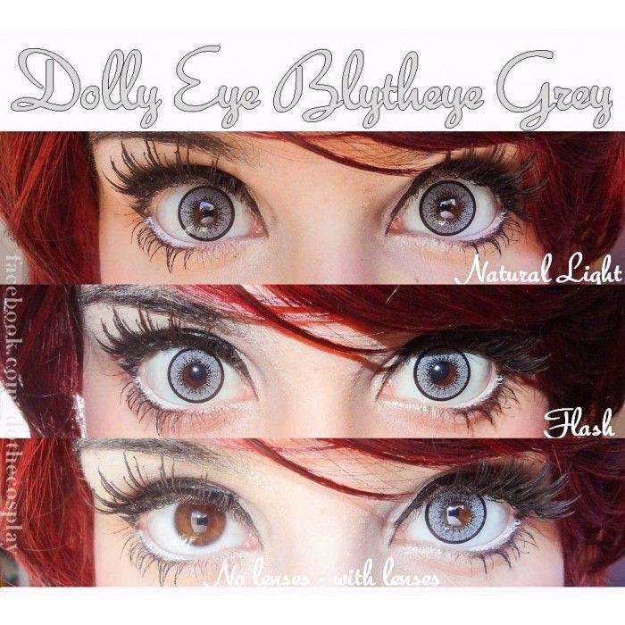 Dolly Eye Blytheye Grey (aka EOS Adult II Series)