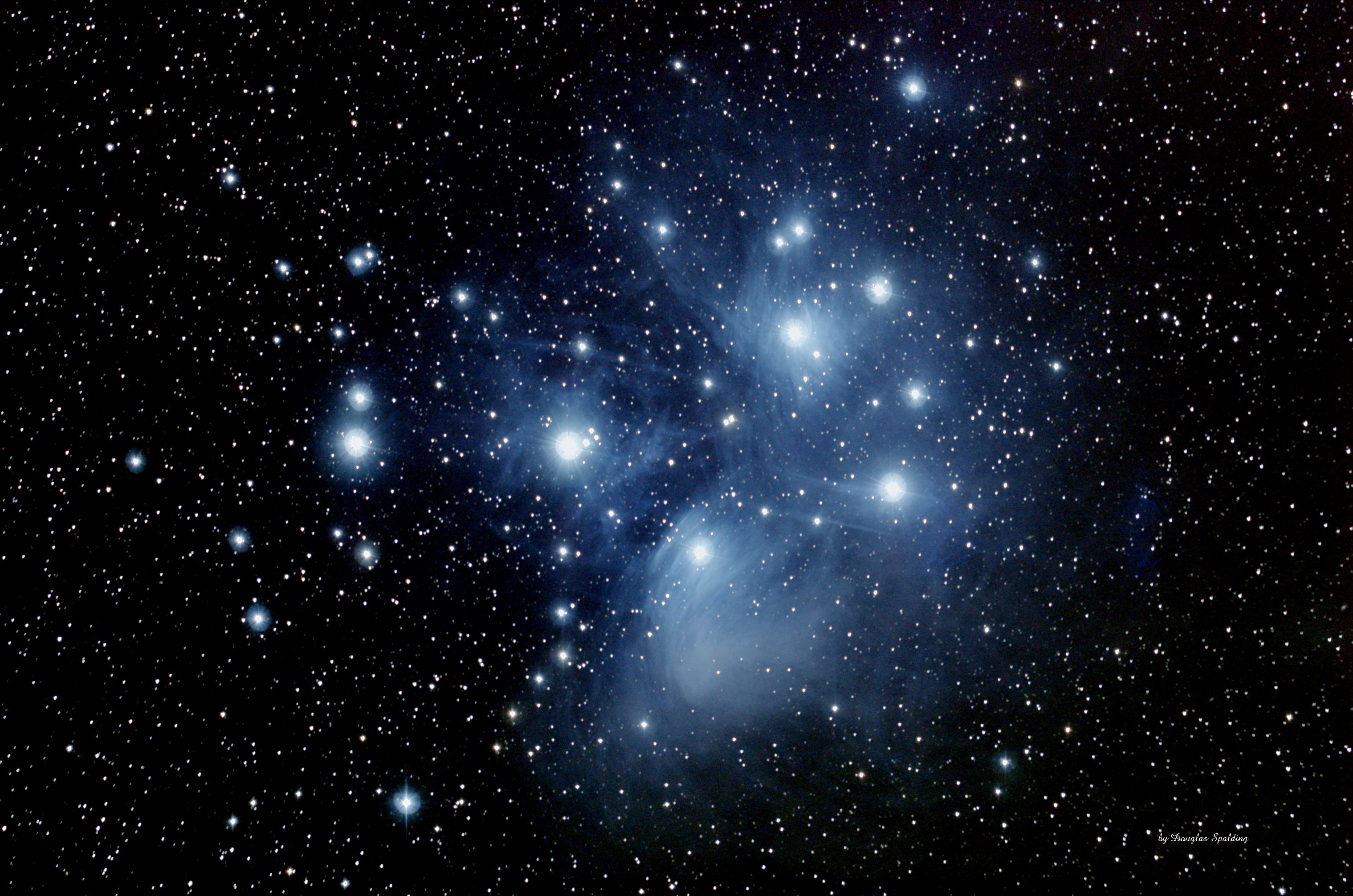 pleiades star cluster hubble - photo #28