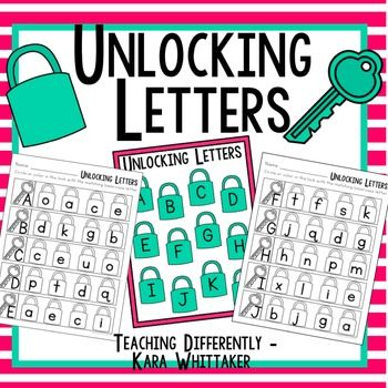 Alphabet Matching: Enjoy this fun (and free) upper and lowercase ...