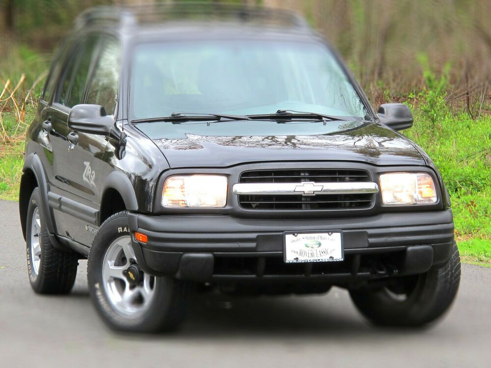 Ebay Advertisement 2004 Chevrolet Tracker Zr2 2004 Chevrolet