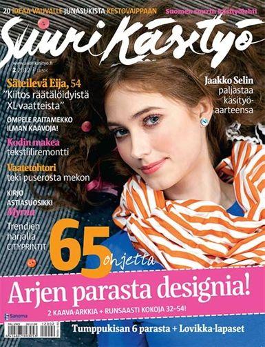 Suuri käsityö- lehdet. 2005-2013 KAAVOINEEN!