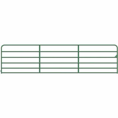 Countyline Tube Gate 14 Ft Green Tractor Supplies Gate Gate Openers