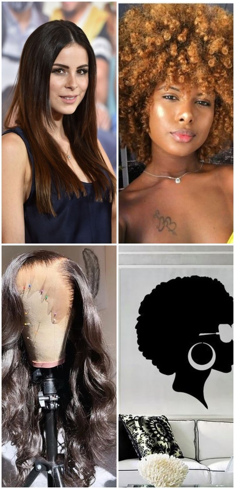 Details about Vinyl Wall Decal Afro Hairstyle Black Lady Beauty Salon Stickers Mural (ig3803) Detai