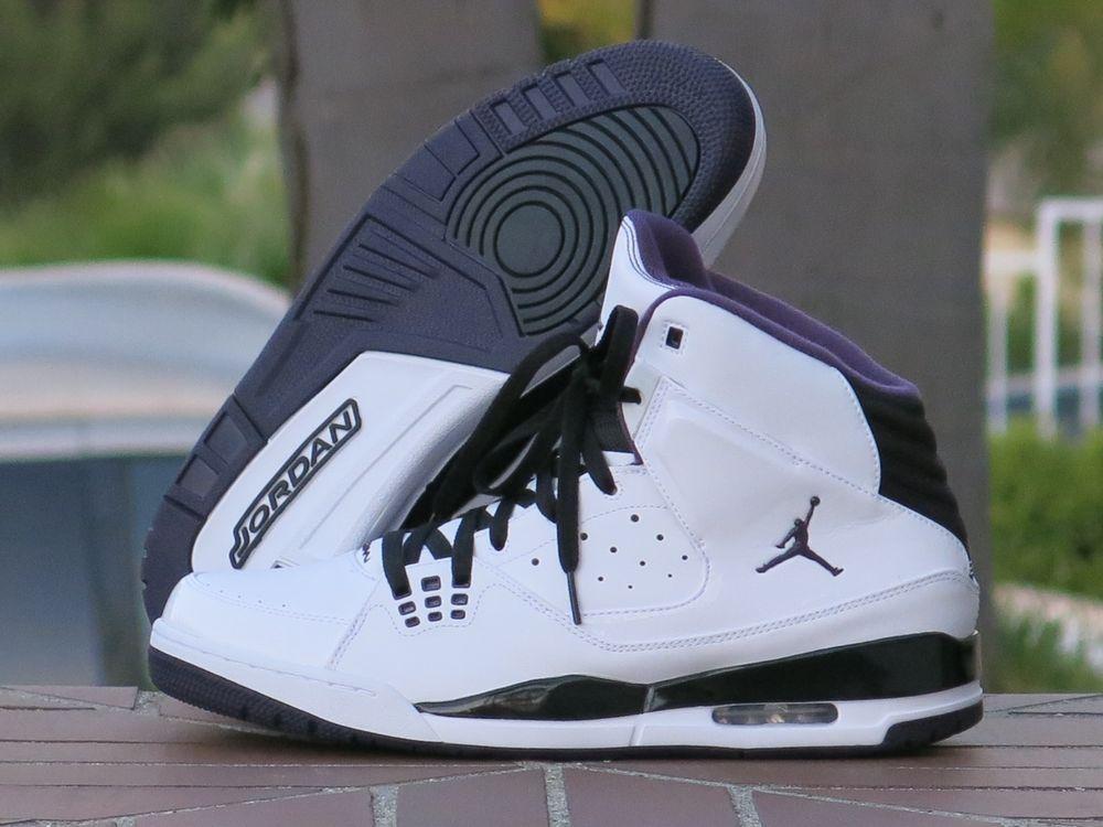 nike air jordan sc 1 white black grand purple