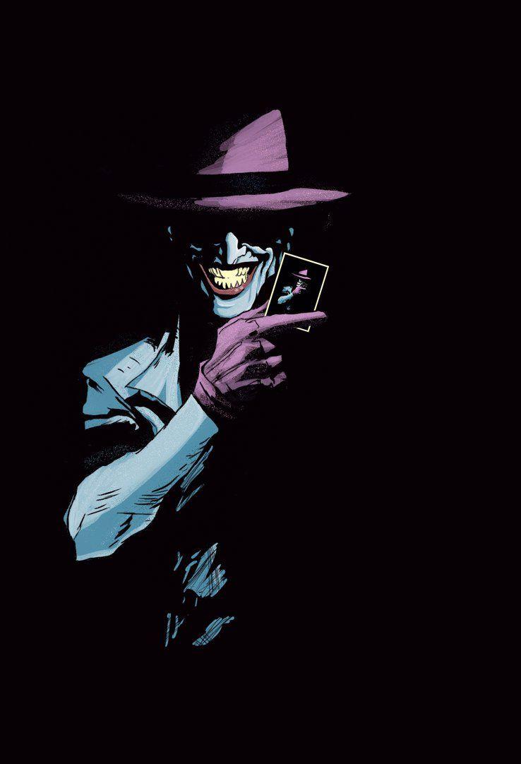 Joker-Colored by caananwhite on DeviantArt