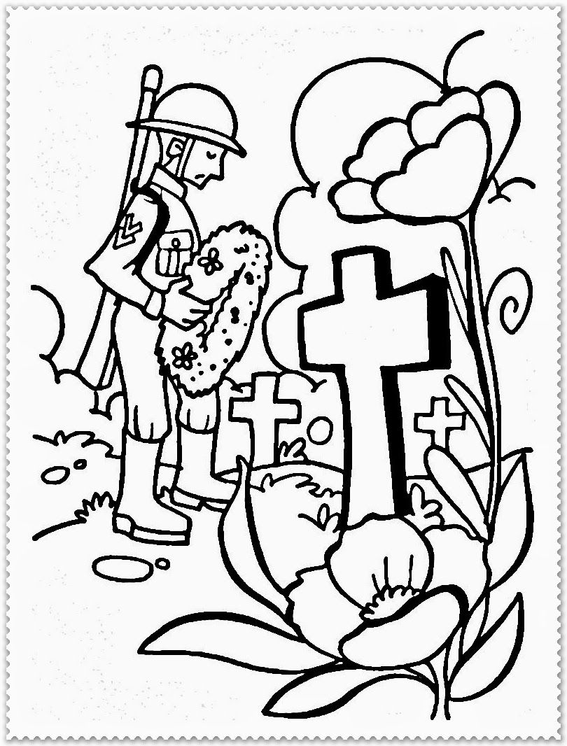 Remembrance Day Coloring Pages Realistic Coloring Pages Coloring Home Remembrance Day Poppy Remembrance Day Activities Remembrance Day Art