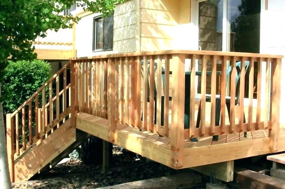 Bring The Deck Of Your Dreams To Life With The New Lowe S Deck Designer Tool Deck Railing Design Deck Design Wood Deck Railing
