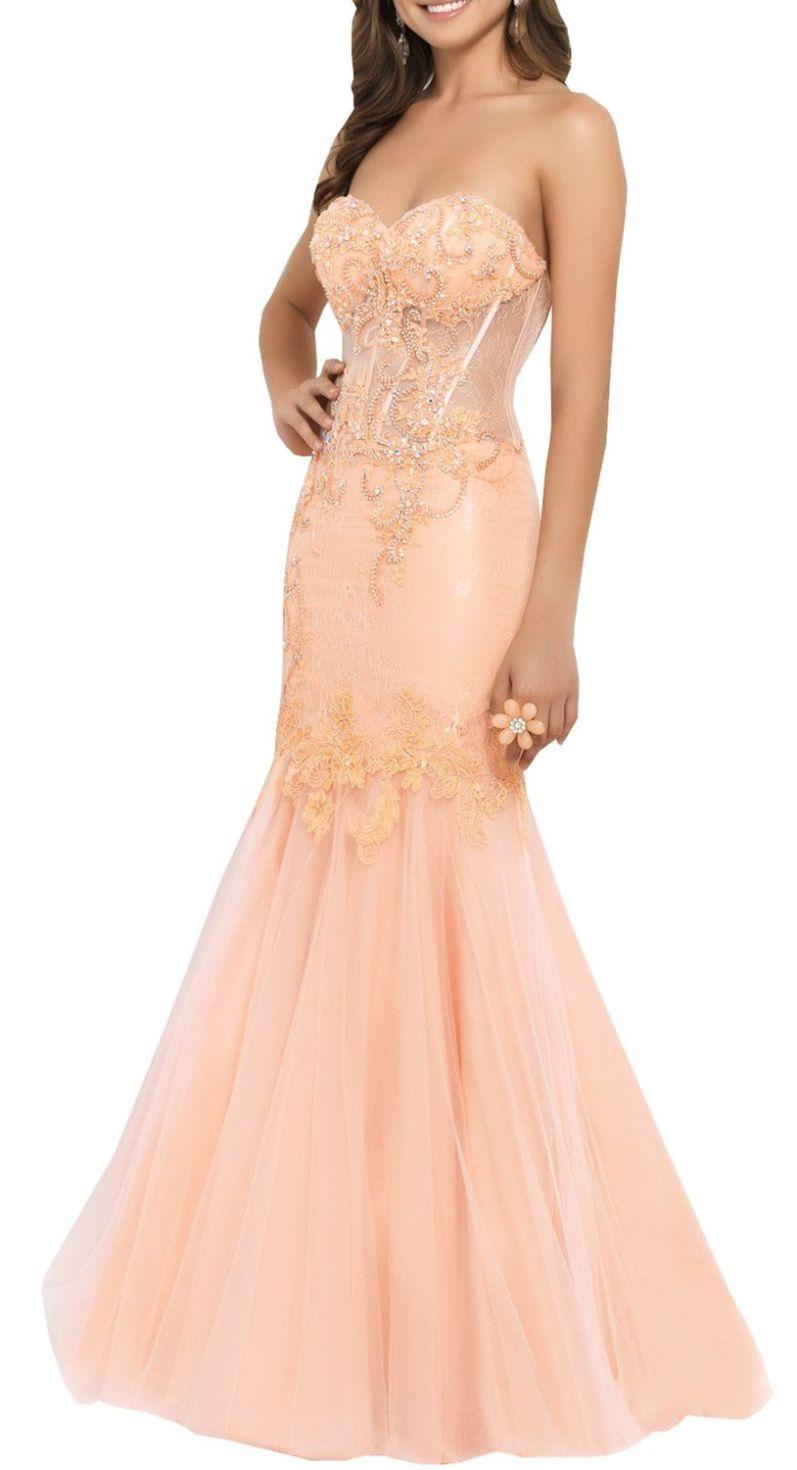 Dress prom dress party dress mermaid dress evening dress