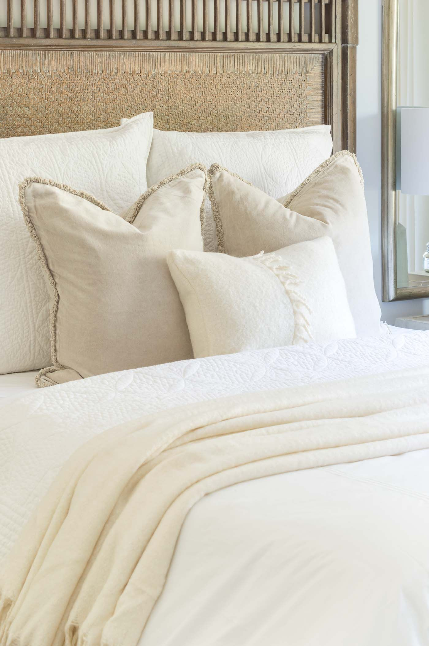 How To Make Your Bed By Mixing Matching Favorite Bedding