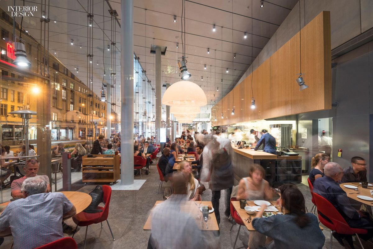 12 NYC Restaurants Serve Up Hot Design