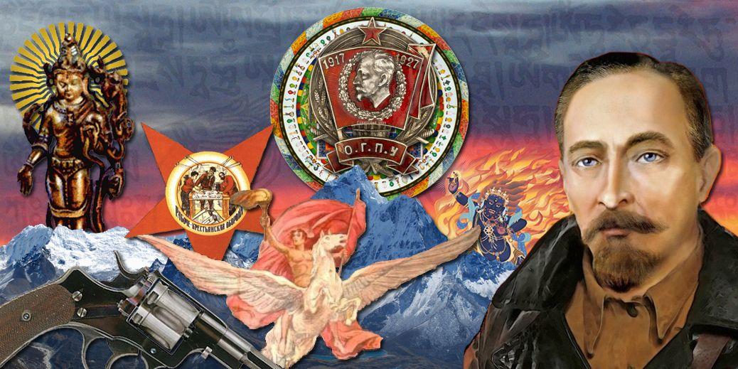 The Bolsheviks' Occult War