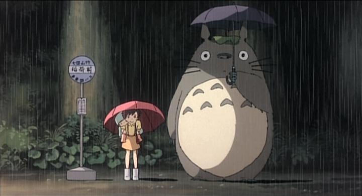 voglio anch'io Totoro accantooooo ^_^