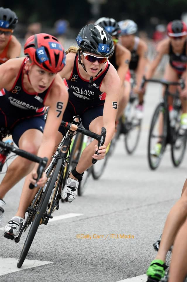 Vicky Holland secures and Olympic   spot on a Dassi bike