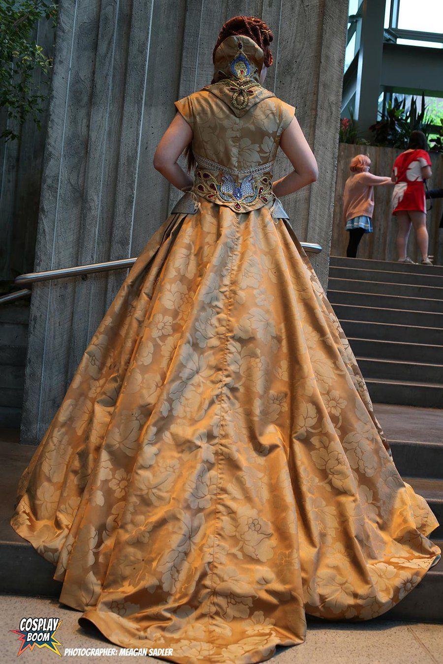 Game Of Thrones Sansa Stark Wedding Gown Cosplay