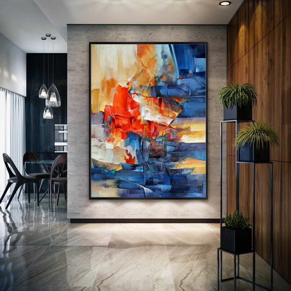 Abstract Painting Abstract Art Abstract Wall Art Modern Art Modern Wall Art Contempora Colorful Abstract Painting Abstract Painting Abstract Art Painting