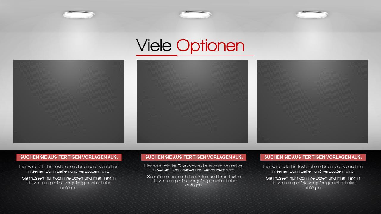 Metal Definiton PowerPoint Vorlage von PowerPointVorlagen.net Folie ...