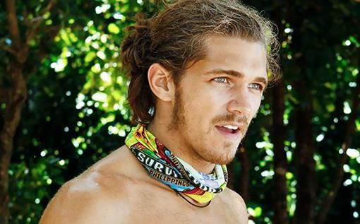 Malcolm from survivor. | Survivor tv, Survivor tv show ...
