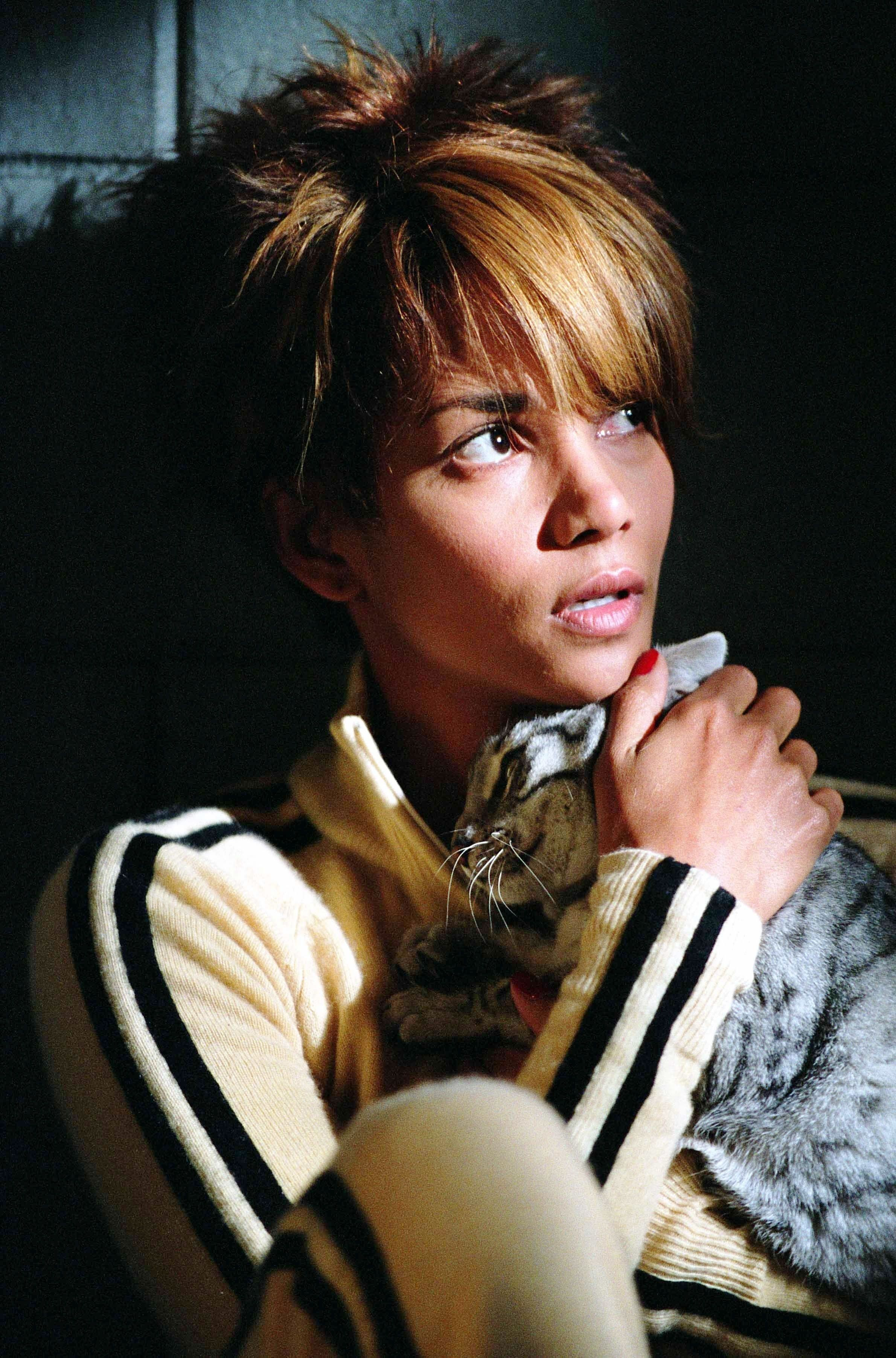 """catwoman"""" movie still, 2004. 