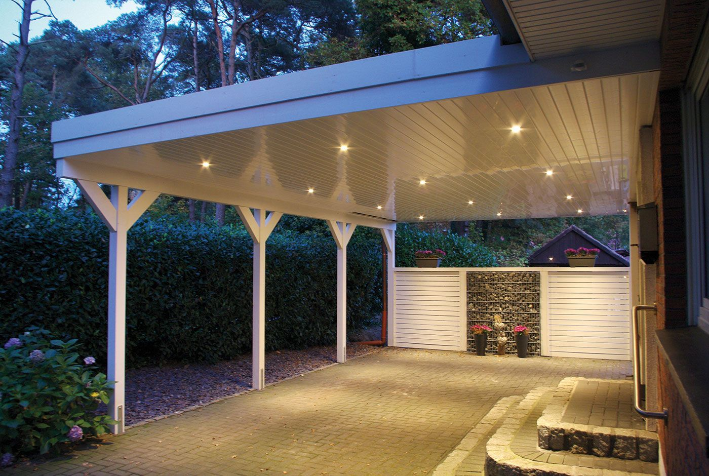 Online Shop Steda Glas & Gartendesign Carport patio