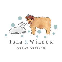 Best Isla And Wilbur 100 Organic Cotton Children S Bed Linen 640 x 480