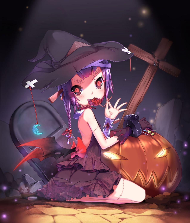 Spécial Halloween :3