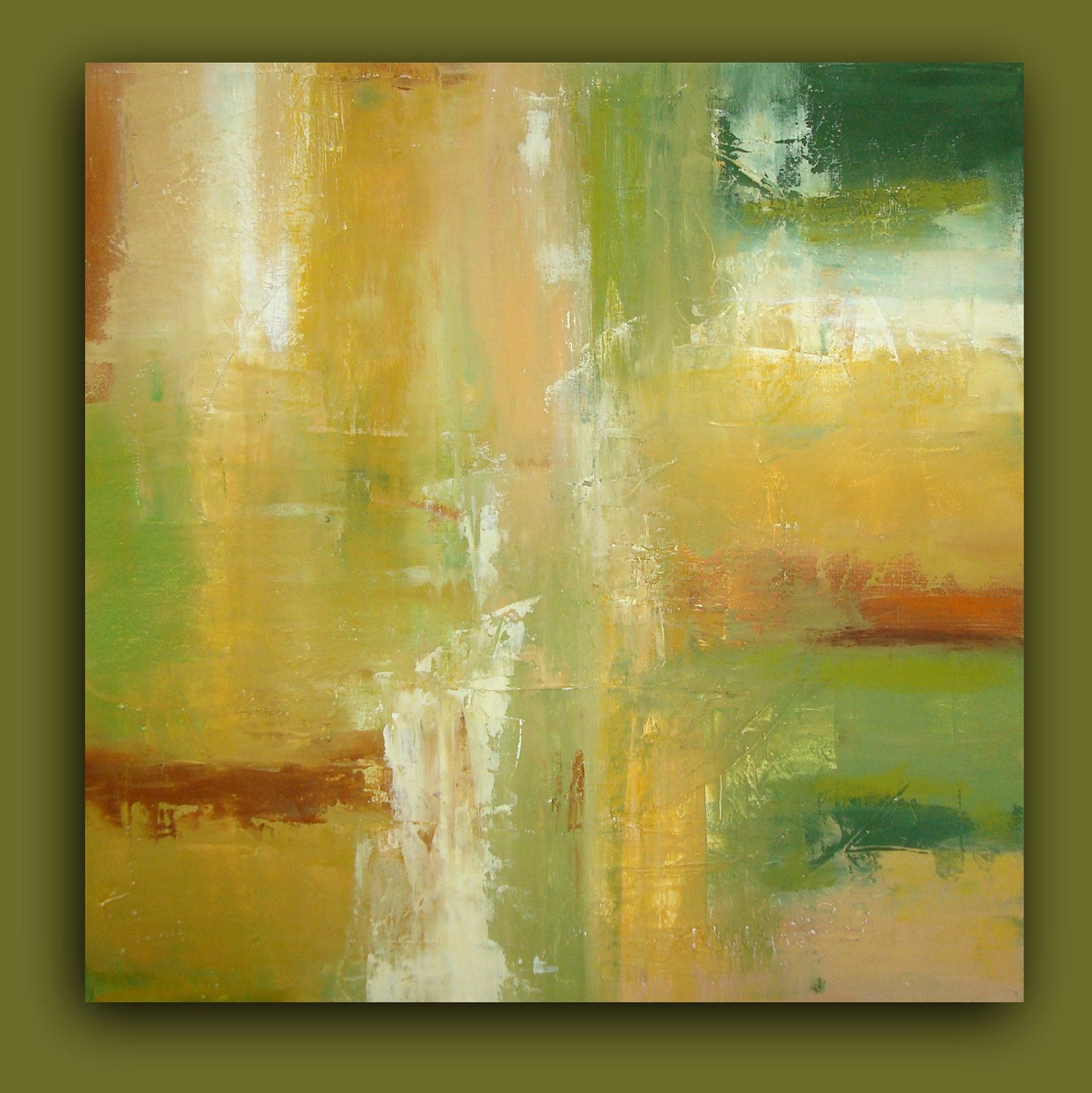 Painting Acrylic Abstract Art Original Painting Canvas Fine Art ...