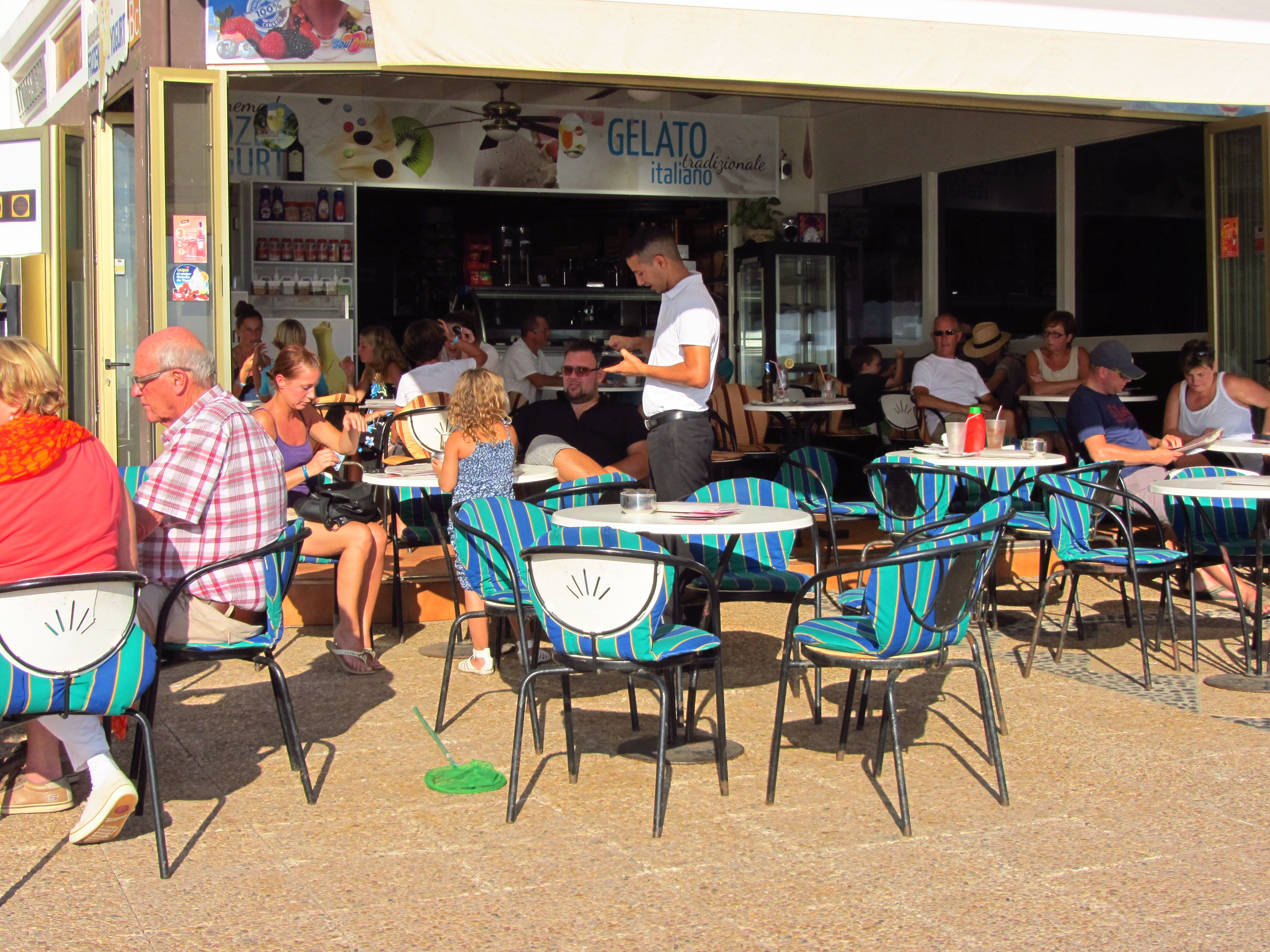 Terraza Contín. Playa Blanca, Lanzarote