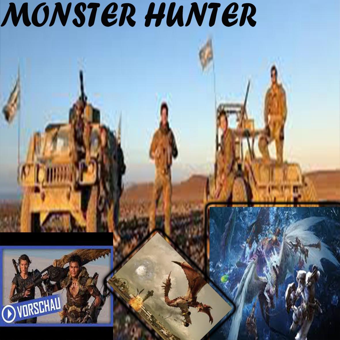 Monster Hunter 2020 In 2020 Monster Hunter Movies Hunter
