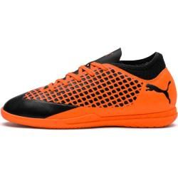 Photo of Zapatos de fútbol para niños Puma Halle Future 2.4 It, talla 38 ½ en naranja / negro, talla 38 ½ en naranja / sc
