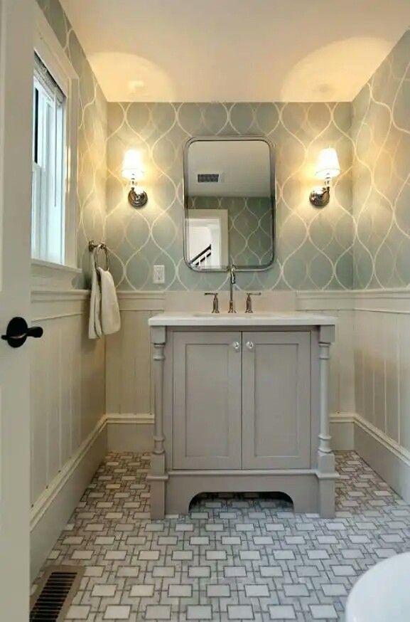 pinmaria grazia bartolini on bathroom wallpaper  best