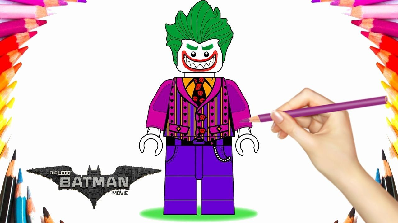 Lego Joker Coloring Page Elegant The Lego Batman Movie Lego Joker Coloring Book Pages Video Lego Batman Movie Coloring Book Pages Whale Coloring Pages