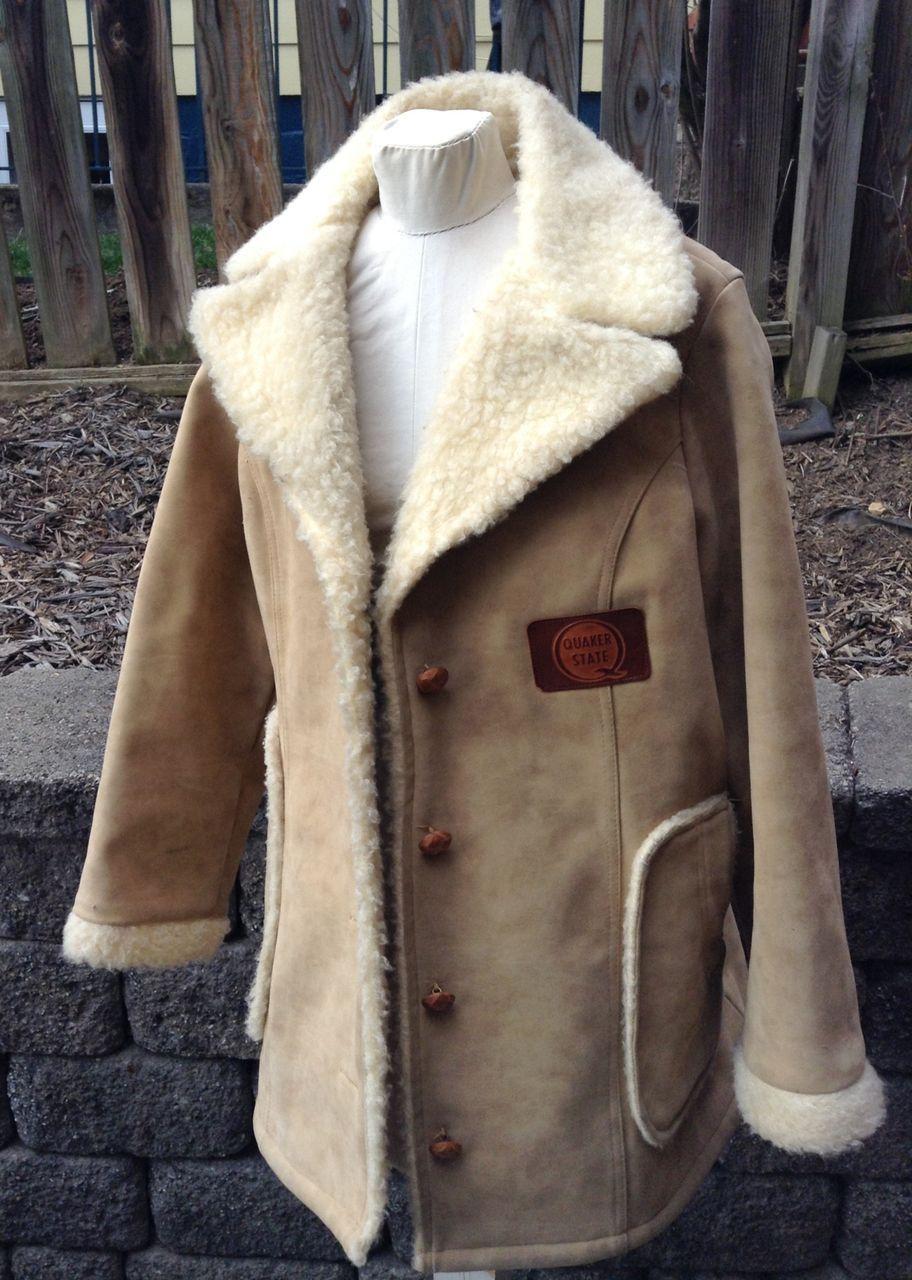 393a14437f2d Vintage Swingster Men s Coat Quaker State