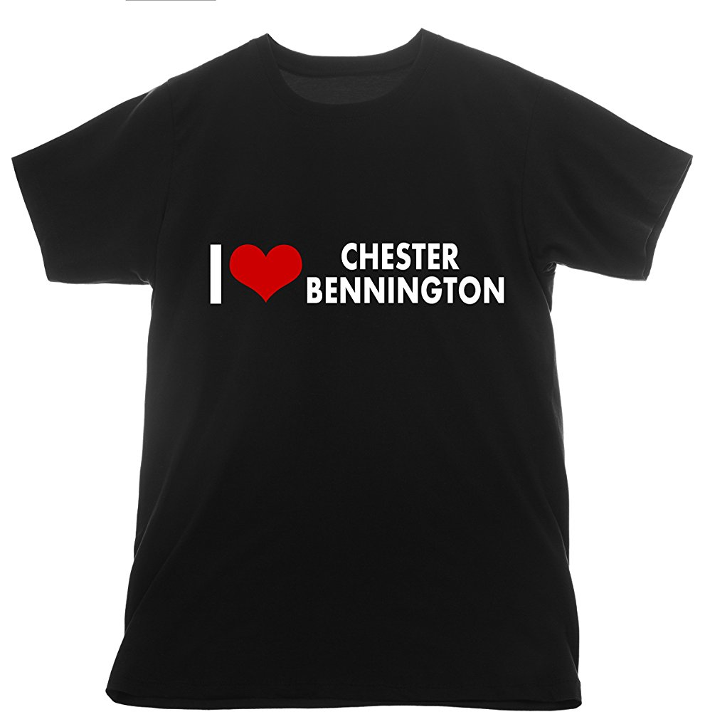 I Love Heart Chester T-Shirt