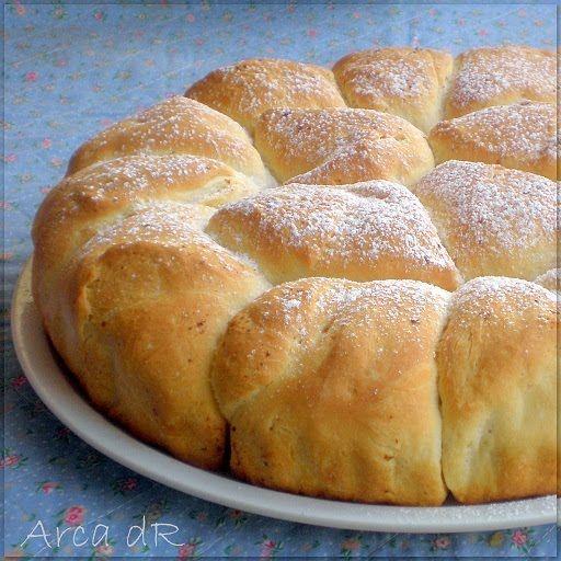 Pan de mantequilla - Bread butter
