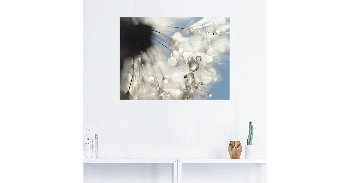 Photo of Buy Artland Premium Wall Film »Julia Delgado: Dandelion Angel Wings« online OTTO