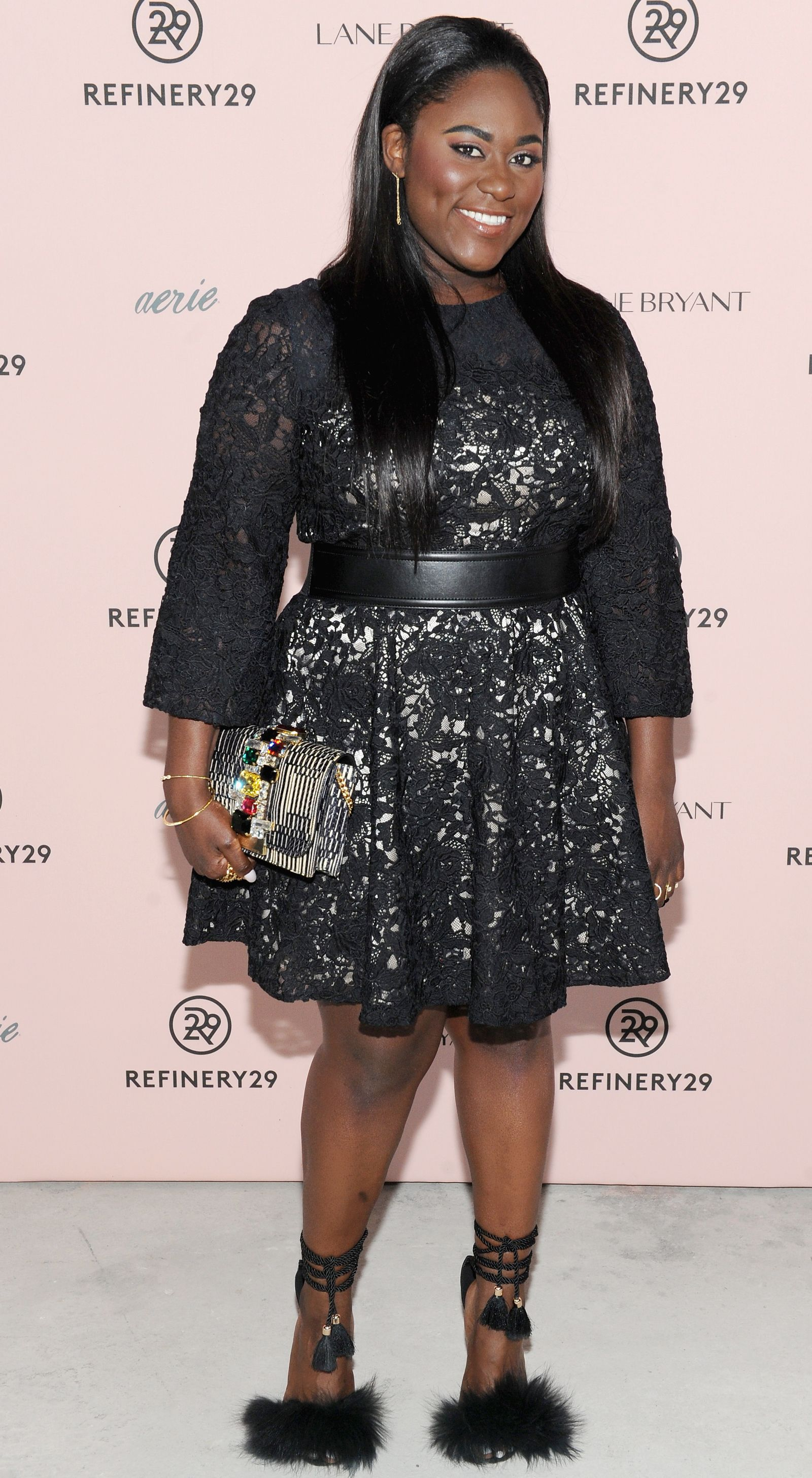 4 Plus-Size Style Lessons to Learn from Danielle Brooks - 3. The Modern Fit-and-Flare from InStyle.com