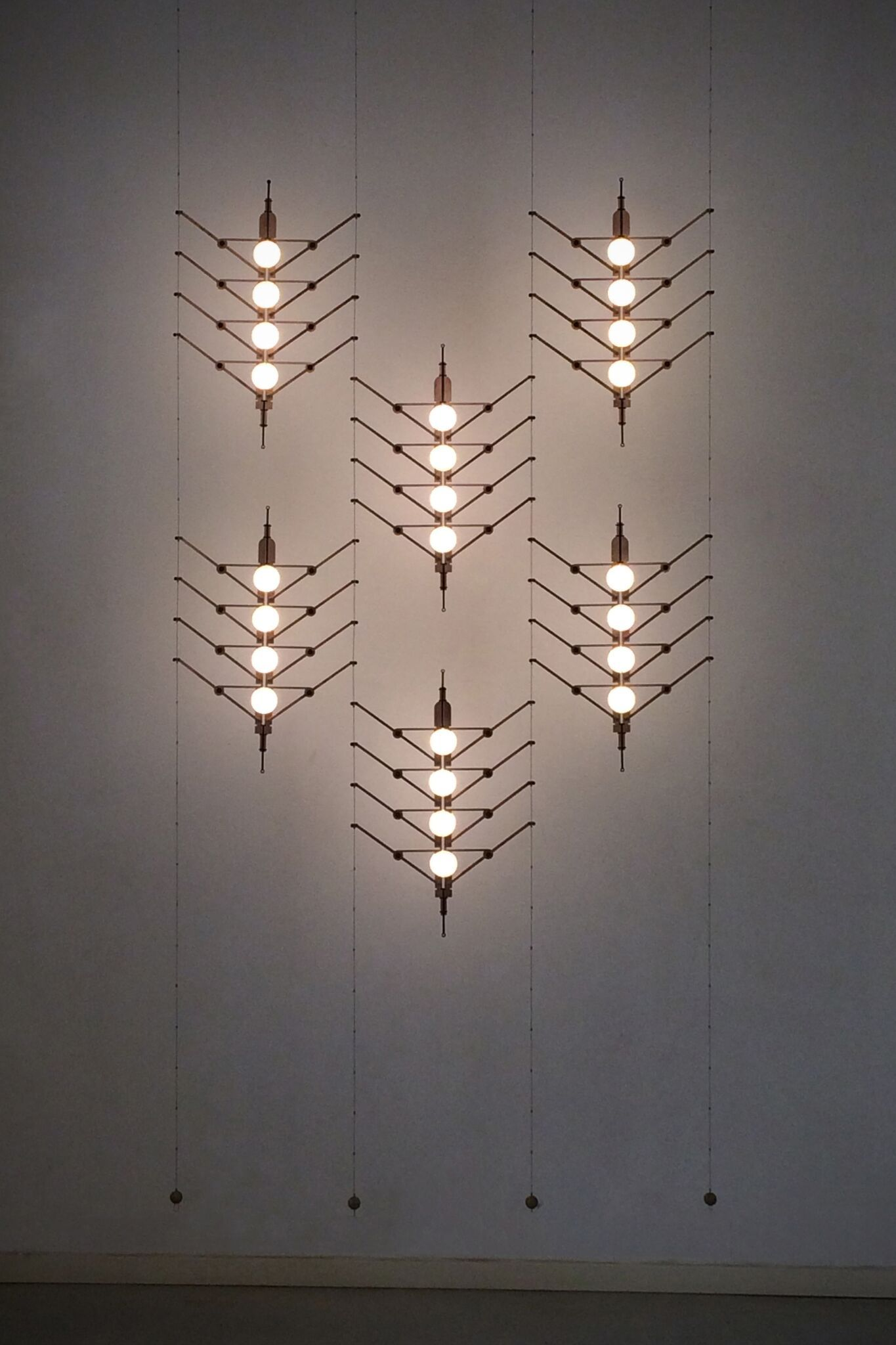 Vantot J Smeopa Lighting Design Interior Office Wall Design Cool Lighting