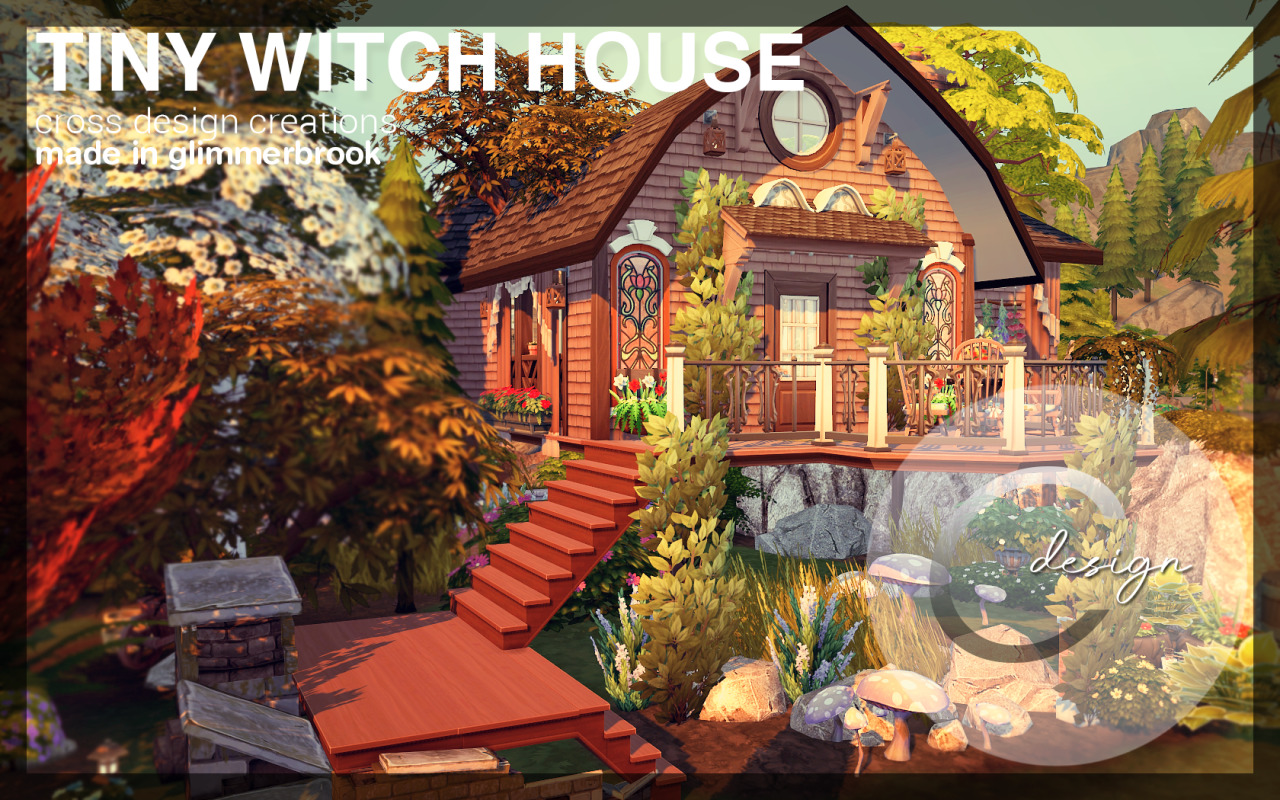 Pin By Little Clover On Sims4 In 2020 Witch House Sims The