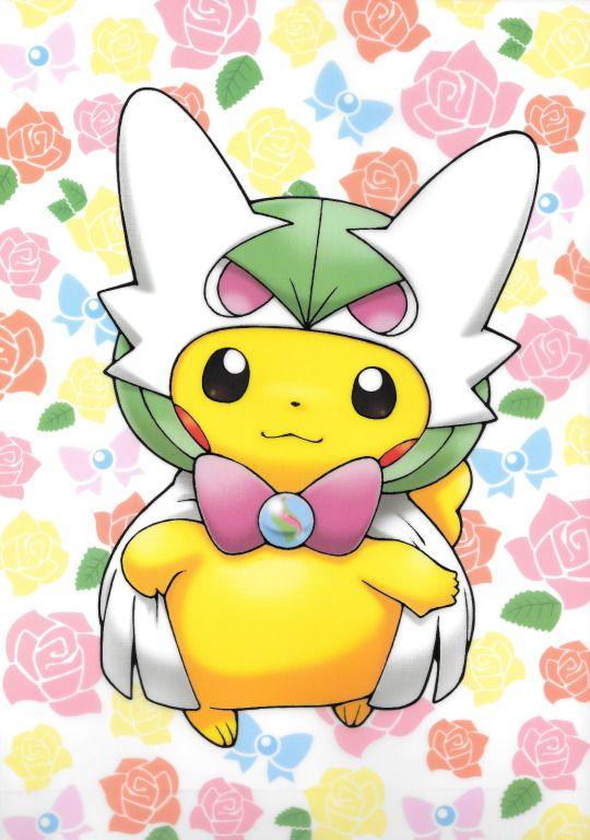 Pikachu mega gardevoir pok mon pok mon dessin pokemon - Pikachu dessin anime ...
