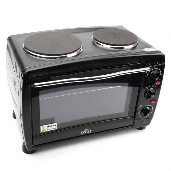 Giles Amp Posner Table Top Oven Grill With Hob Robert Dyas