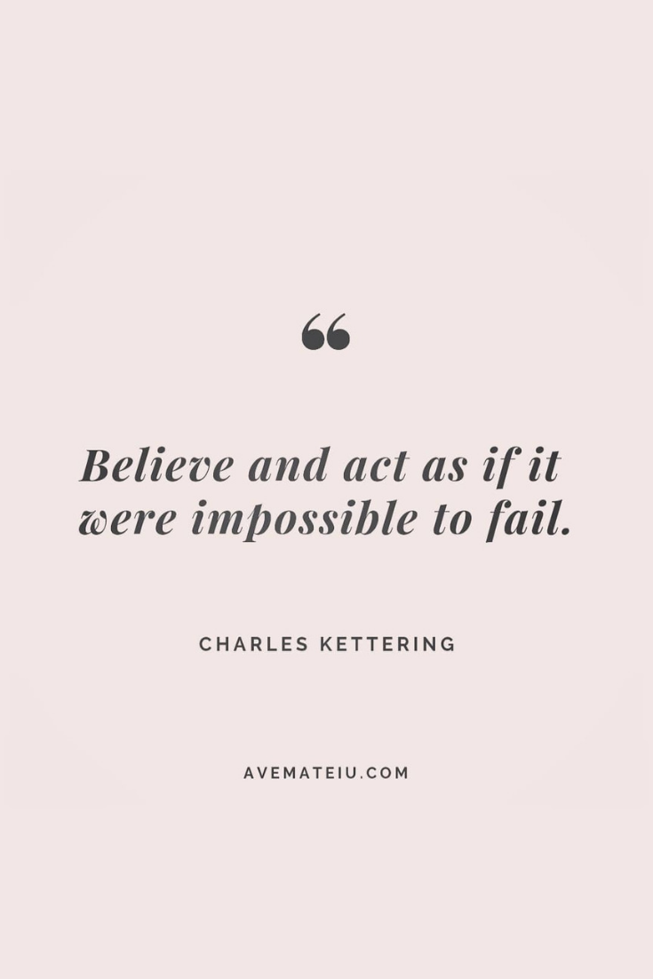 Motivational Quote Of The Day - December 6, 2018 - Ave Mateiu