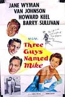 Watch Three Guys Named Mike Full-Movie Streaming