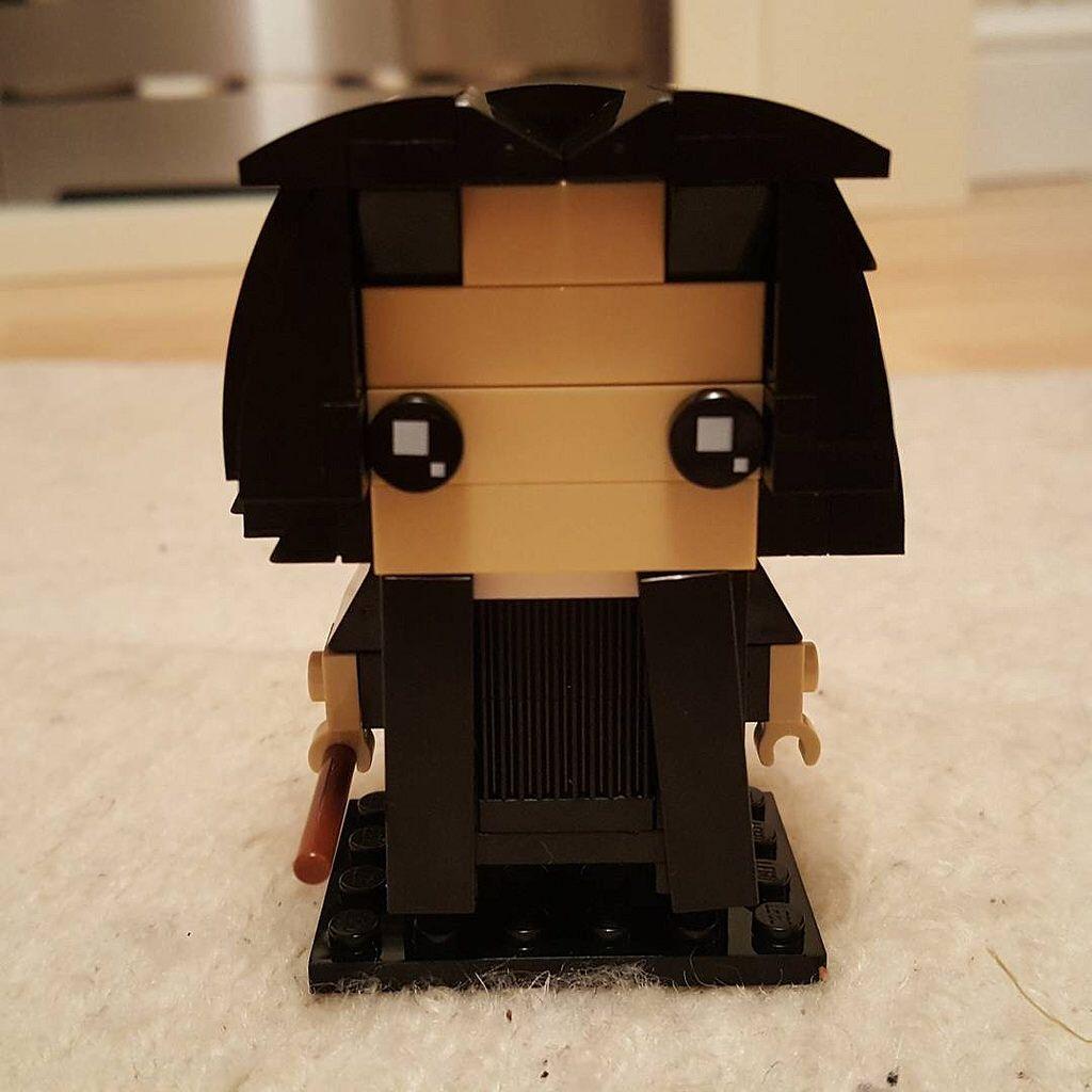 Professor Snape   Lego harry potter, Snape