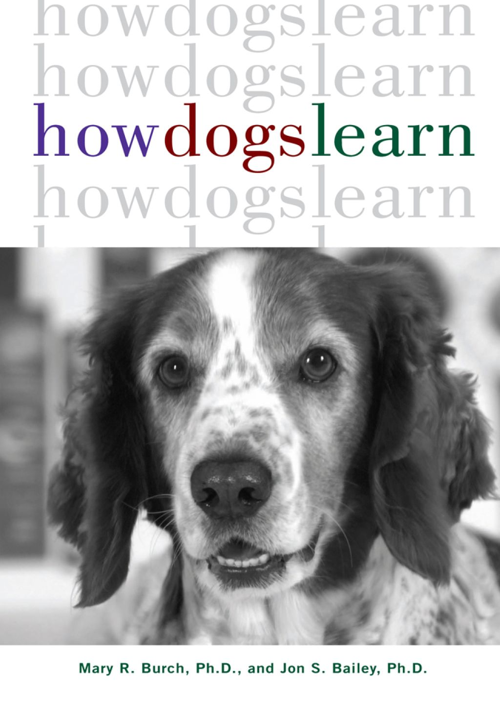 How Dogs Learn (eBook) Dog training, Dogs, Operant