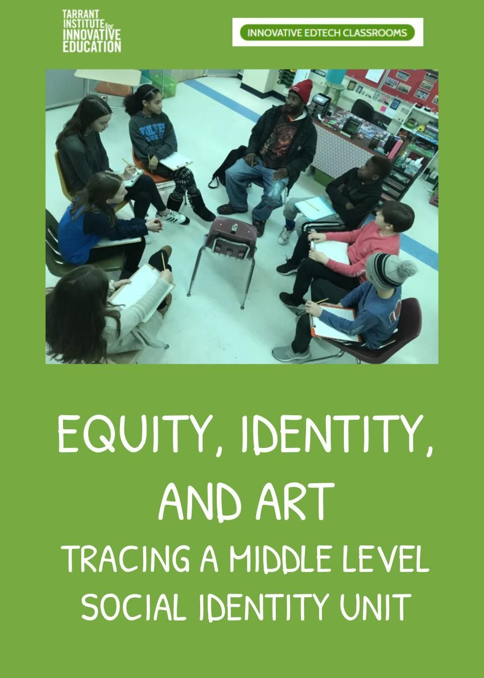 Equity, identity & art | Innovative education, Building ...