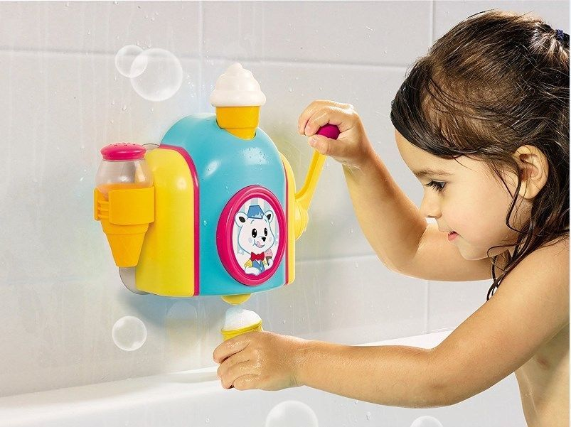 Bath Toys For 1 Year Olds Girl Boy Toddlers Bubbles At